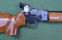 .22 BSA Martini International Mk.4 (ISU) LEFT-HAND StkNoAB713