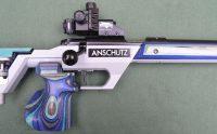 Anschutz 1913 Supermatch Aluminium StkNoAB720