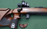 .22 Anschutz Model 1813 Supermatch StkNo1288