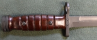 Dutch M4 Bayonet StkNoB20