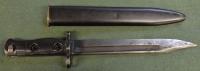 British L1A3 Bayonet StkNoB19