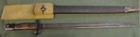 JAC 1916 British 1907 Bayonet StkNoB12