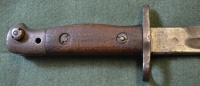 WW1 1918 Dated 1907 Bayonet StkNoB18