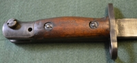 Lithgow WW2 1942 Dated 1907 Bayonet, Australian StkNoB17