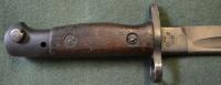 WW1 1907 Bayonet StkNoB21