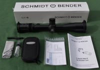 Schmidt & Bender 3-20X50 PM11 LP Accuracy International Contract StkNo156
