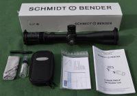 Schmidt & Bender 3-20X50 PM11 LP Accuracy International Contract StkNo156