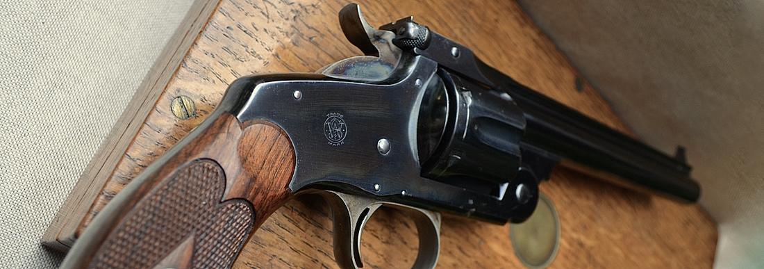 W&S Revolver