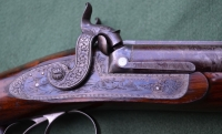 14g James Collins M/L Shotgun StkNoA131