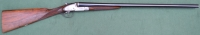 12g Army & Navy Sidelock Ejector